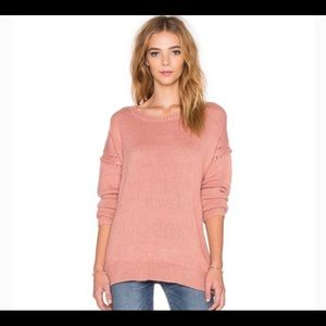 WILDFOX   COUTURE NIGHT SWEATER SIZE XS